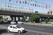 مقاوم سازی لرزه ای پل تقاطع یادگار امام با مرزداران