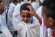 تصاویری عجیب از رفتار انتخاباتی مردم اتیوپی | طلب کمک از میکائیل مقدس