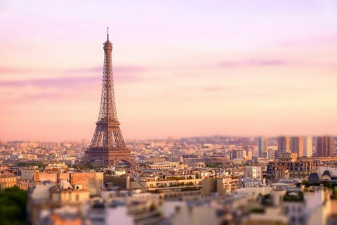بافت تاریخی پاریس پیادهراه میشود