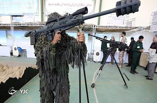 تصاویر   این اسلحه ایرانی هر بالگردی را روی هوا میزند