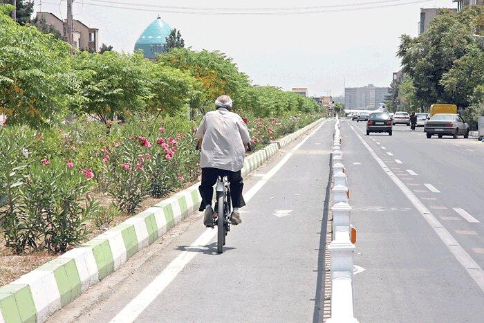 اولویـت ما؛ توسعه دوچرخهسواری محلی