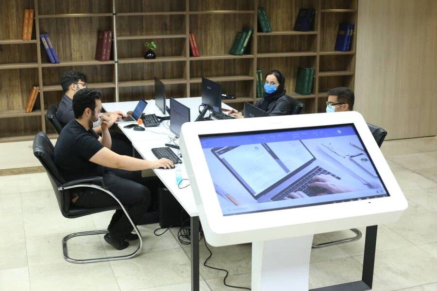 تصاویر |آغاز به کار مرکز نوآوری رسانه همشهری