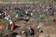 هجوم جویندگان الماس به یک روستا در آفریقای جنوبی