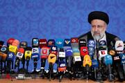 پاسخ یک کلمهای رئیسی درباره احتمال دیدار با بایدن | تضمین برای بازگشت ایرانیان خارج از کشور | برای تشکیل کابینه نظر همه مردم را میپرسیم