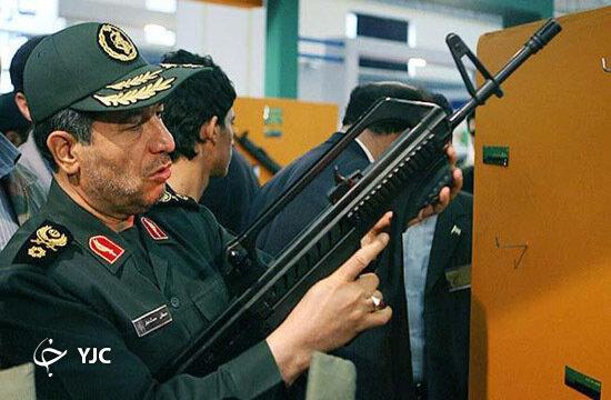 ویدئو و عکس | سلاح ایرانی جنگاور در هر شرایط آب و هوایی