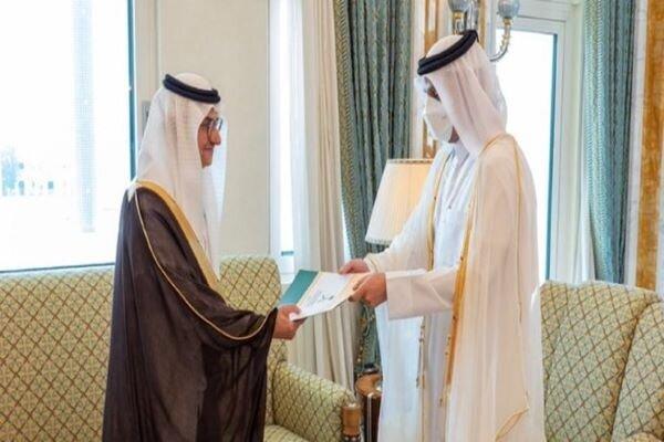 سفیر عربستان در قطر