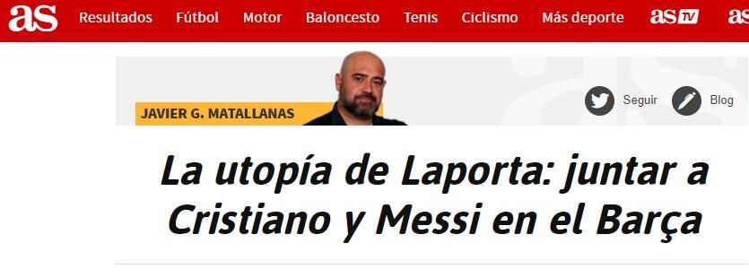 عکس   شوک به هواداران فوتبال با پیشنهاد حیرتانگیز   لاپورتا بزرگترین انتقال تاریخ فوتبال را رقم میزند؟