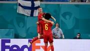 سومین برد بلژیک در یورو و لطف بزرگ به دانمارک