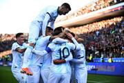آرژانتین با شکست پاراگوئه به صدر رفت | ادامه ناکامی اروگوئه در کوپا