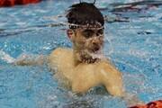 نماینده شنای ایران در المپیک مشخص شد