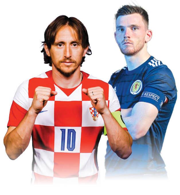 نگرانی فینالیست جام جهانی   آخرین شانس مودریچ با کرواتها در یورو ۲۰۲۰