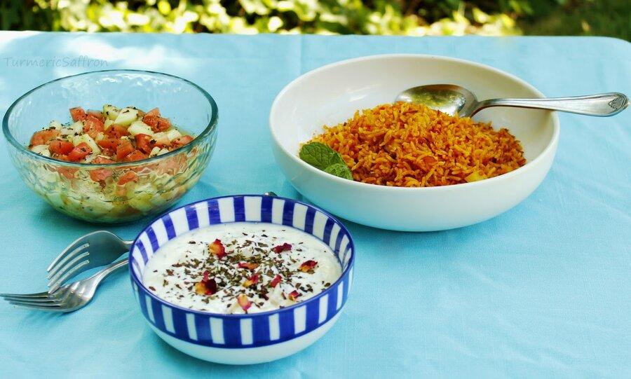 طرز تهیه استانبولی پلو به روشی متفاوت | نکات خوشمزه شدن کته گوجه
