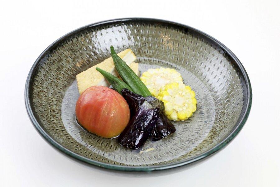 عکس | غذاهای مخصوصی که در دهکده المپیک ژاپن سرو میشود