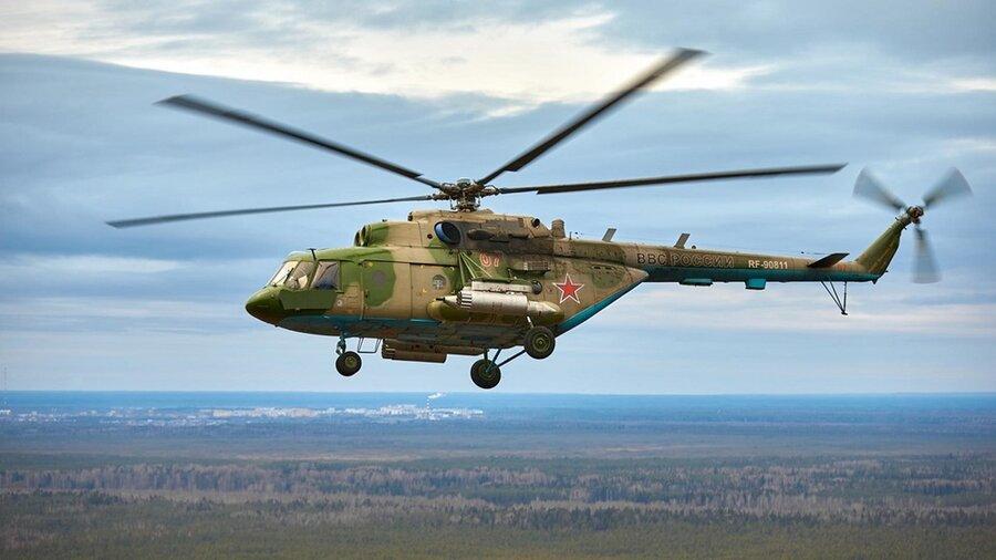 ۵ مورد از بهترین بالگردهای روسی در تمام دوران| از بالگرد افسانهای کروکودیل تا شکارچی شب