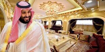 تصاویر   کاخ لاکچری ولیعهد عربستانبا درهایی پوشیده از طلا    کلوپ شبانه اختصاصی بن سلمان