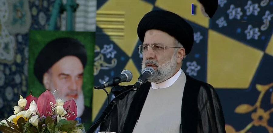 رئیسی در مشهد