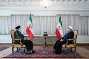 کیهان:  ابراهیم رئیسی موفق به رفع یک بحران خطرناک شد  |تفاوتهای رئیسی و روحانی چیست؟