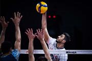 ایران یک -آرژانتین ۳ | پایان لیگ ملت ها با دهمین شکست والیبال ایران