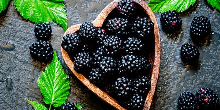 ۵ خوراکی سیاه که باید در رژیم غذایی خود داشته باشید