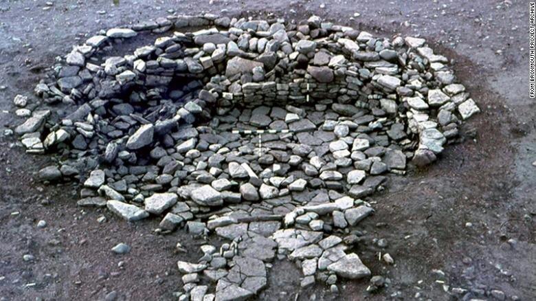 محوطه باستان شناسي