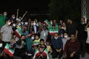 حصارکشی بوستان شوش برای ایمنی شهروندان