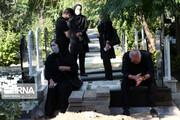 تصاویر | خداحافظ ای داغِ بر دل نشسته! | مراسم تشییع پیکر و خاکسپاری خبرنگاران جانباخته