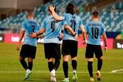 کوپا آمریکا | اولین برد اروگوئه و شکست عجیب شیلی