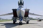 عکس | پیشرفتهترین جنگنده روسیه وارد سوریه شد