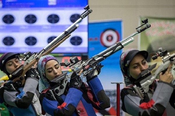 تیراندازی زنان