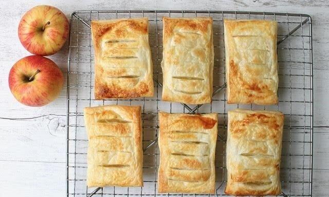 Danish pastry - شیرینی دانمارکی
