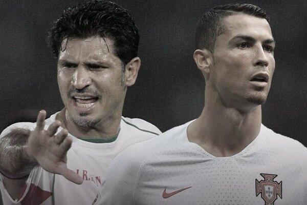 تصاویر | دایی و رونالدو بهترین گلزن جهان نیستند | کریس هرگز به رکورد این بازیکن نمیرسد!