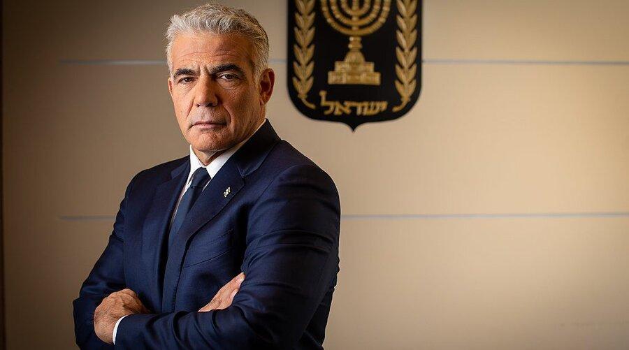 عکس   گاف عجیب وزیر خارجه اسرائیل در توییتر