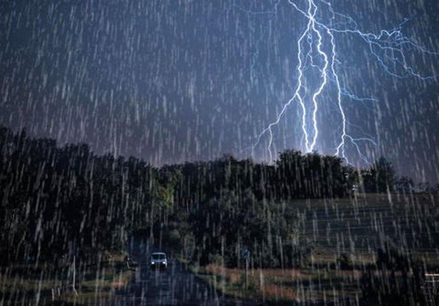 رگبار - باران