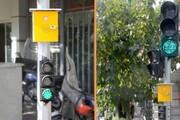 راهاندازی چراغ عابرپیاده ویژه نابینایان در تهران
