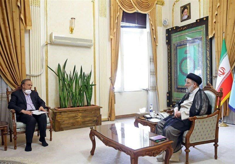 دیدار وزرای صمت و نفت با رئیسی   دولت مردمی به دنبال بازگشت ثبات به بازار است