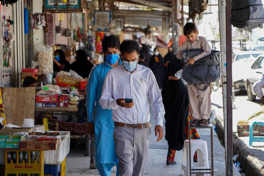 وضعیت کرونا در سیستان و بلوچستان