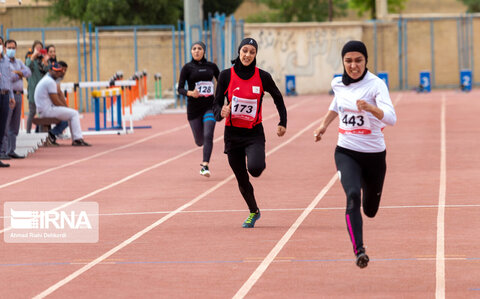 برگزاری مسابقات جایزه بزرگ رشته دوومیدانی در شهرکرد برای کسب سهمیه المپیک