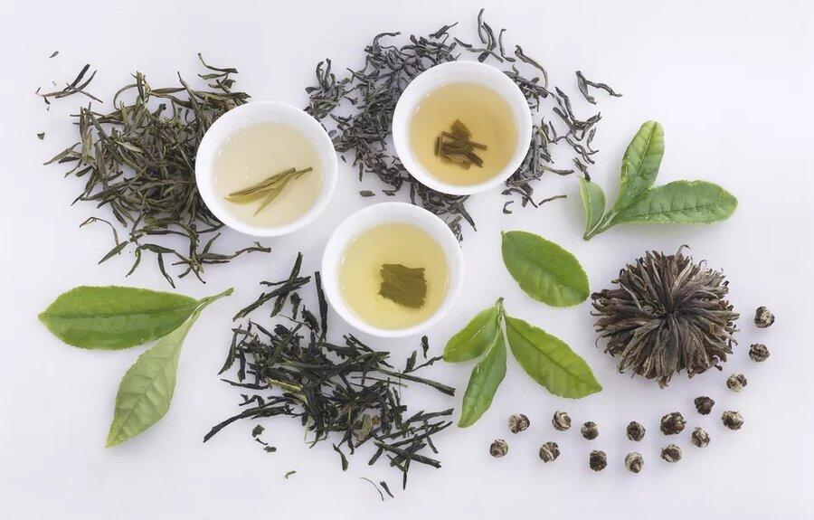 green tea - چای سبز - دمنوش