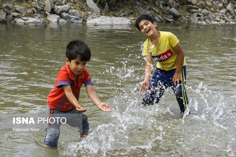 افزایش خروجی آب سد زاینده رود از عصر روز جمعه، یازدهم تیرماه