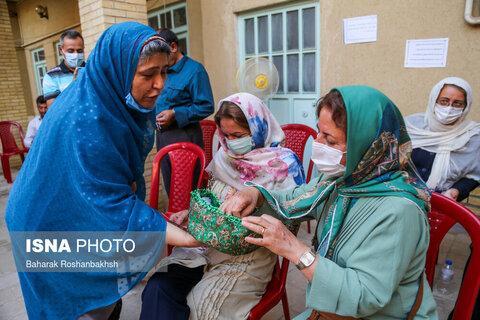 برگزاری جشن تاریخی تیرگان در یزد