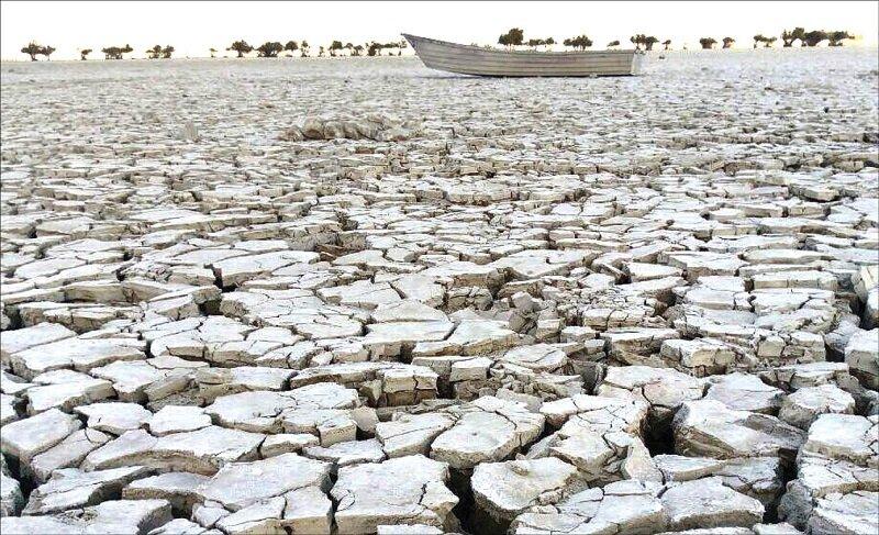 خشکسالی - رودخانه