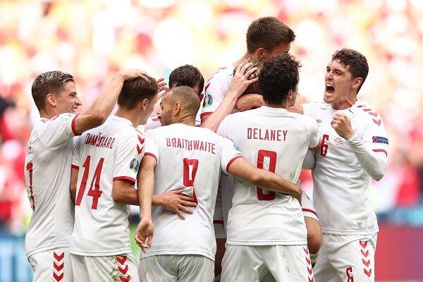 تاخت و تاز دانمارکیها با صعود به نیمه نهایی | چک از یورو ۲۰۲۰ برگشت خورد!
