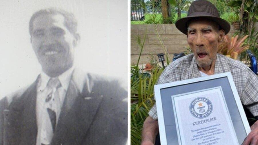 مسنترین مرد جهان