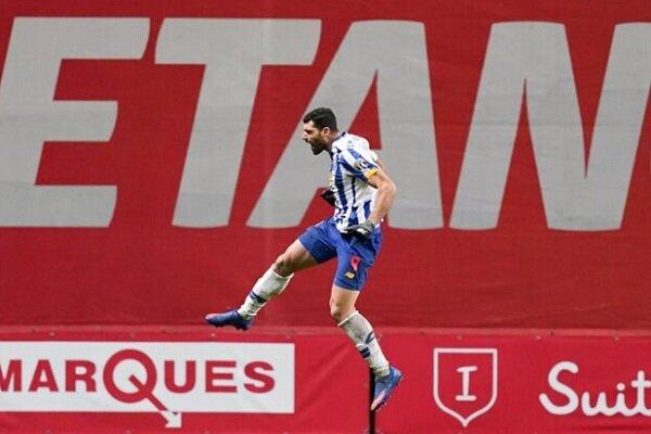 عکس   طارمی نامزد بهترین بازیکن پرتغال شد   وعده ستاره ایرانی پورتو برای فصل بعد