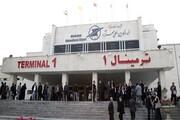 بسته شدن فرودگاه مهرآباد در روز تنفیذ ریاست جمهوری
