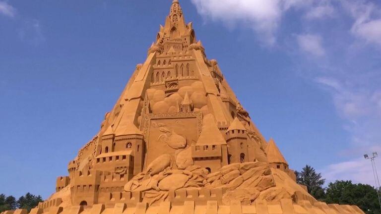sandcastle - قلعه شنی