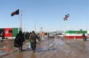 هشدار به تجار ایرانی بعد از تسلط طالبان بر اسلام قلعه | تجارت از مرز دوغارون متوقف شد