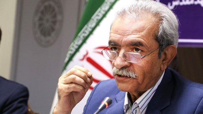 غلامحسین شافعی _ رئیس اتاق ایران