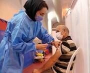 تزریق ۳۴۰ دوز واکسن آسترازنکای ژاپن در تهران