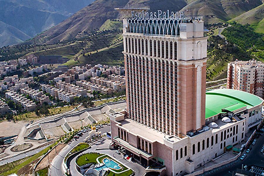 اطلاعیه هتل اسپیناس پالاس درباره خبر اقامت وزیر نیرو در این هتل